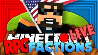 Minecraft: RPG Factions | WARZONE TAKEOVER!! [16]