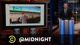 Drunky Kong - @midnight with Chris Hardwick