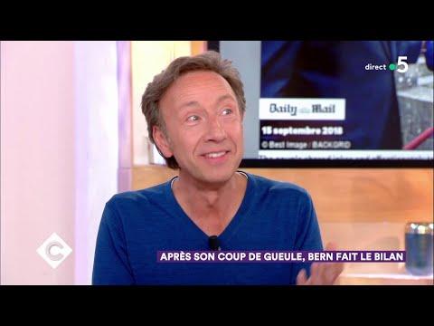 Xxx Mp4 Après Son Coup De Gueule Stephane Bern Fait Le Bilan C à Vous 15 10 2018 3gp Sex