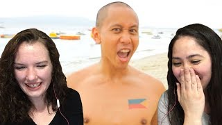 Mikey Bustos I Wear Speedos   DESPACITO PARODY (Luis Fonsi ft.Daddy Yankee) Reaction Video
