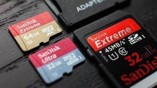 طريقة توصيل بطاقات ذاكرة كاميرا كانون ونيكون على الاندرويد