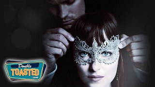 50 SHADES DARKER MOVIE REVIEW - Double Toasted Review