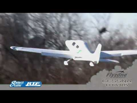 Raw Performance: Flyzone™ Cessna® 350 Corvalis® Select Scale™ RTF - Action Shots