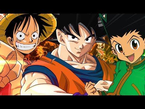 Xxx Mp4 Goku VS Luffy VS Gon Duelo De Titãs Part VMZ 3gp Sex