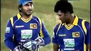 Sri Lanka v Pakistan 2nd T20 3rd June 2012 Highlights Part 2/4