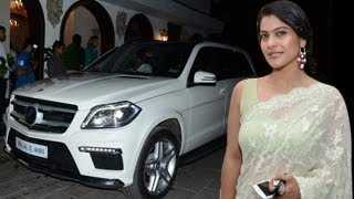 Kajol's 39th birthday SPECIAL GIFT from Ajay Devgn