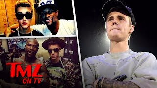 Bieber & Mayweather – KO to the Friendship! | TMZ TV