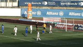 Finale kupa 2010/11, GNK Dinamo - NK Osijek, kadeti 1:3