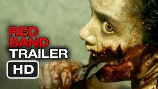 Evil Dead Official Red Band Trailer #1 (2013) - Horror Movie HD