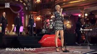 Jessie J - Nobody's Perfect (bonus track) Live@Home @DisneyLand