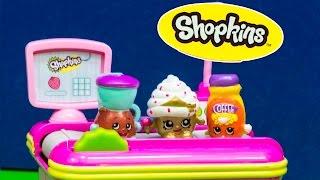 SHOPKINS SEASON 2 Blind Bags Video a Shopkins  Toys Video