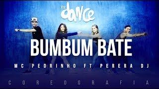 Bumbum Bate  - MC Pedrinho ft Perera DJ | FitDance TV (Coreografia) Dance Video