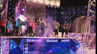 Hrithik's First Filmfare Award Performance - A Born SUPERSTAR