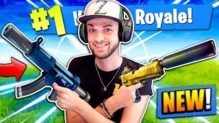 *NEW* SNEAKY SILENCERS Mode in Fortnite: Battle Royale!