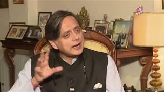 Shashi Tharoor to Barkha Dutt :We are more Hindu than Modi & BJP