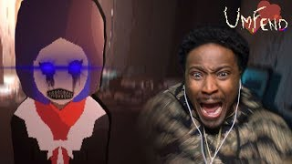 SINISTER EXPERIMENT GONE WRONG!   UMFEND w/ HEART RATE MONITOR