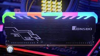 RGB RAM zum selber bauen / umbauen! - Jonsbo NC-1