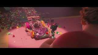 Detona Ralph - Construindo um Carro (Dublado)