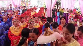 lễ tế tổ họ Bùi Văn Xuân Hòa