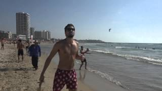 #I Love Israel Movies - חתיכים על החוף Hot Guys at the Beach