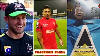 Funny and emotional lahore qalandars vs multan sultans behind the scenes Psl 4 2019 HD