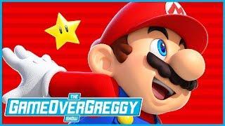 Casting The Super Mario Movie w/Mia Khalifa - The GameOverGreggy Show Ep. 209 (Pt. 4)
