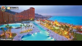 فندق بورتو سخنة بيتش ريزورت العين السخنة Porto Sokhna Beach Resort & Spa Ain Soukhna