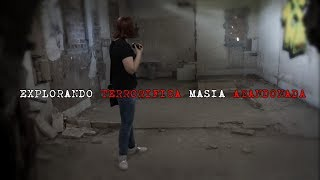 Explorando TERRORÍFICA masía ABANDONADA | Nekane Flisflisher