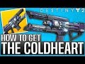 Destiny 2 How To Get The COLDHEART EXOTIC After Code Redemption mp3