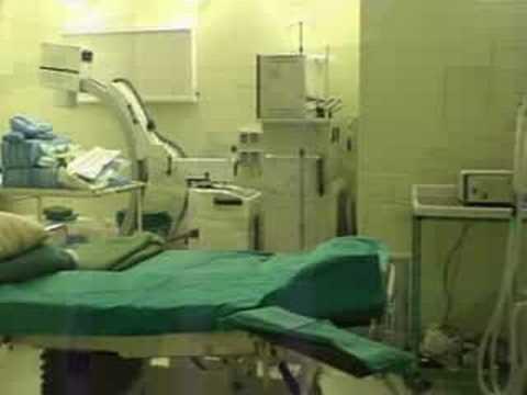 scoliosis operation room skolioza