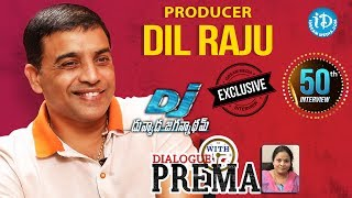 Producer Dil Raju Exclusive Interview || Dialogue With Prema || CelebrationOfLife #50 || #421