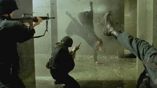 Top 10 Moments from The Matrix Trilogy