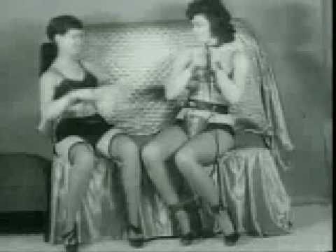 Bettie Page Second Initiation of the Sorority Girl