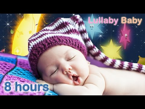 ✰ 8 HOURS ✰ Lullabies for Babies to go to Sleep ♫ Baby Songs ✰ Baby Lullaby Songs Go To Sleep