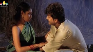 Pellaina Kothalo Movie Romantic Scene | Telugu Movie Scenes | Sri Balaji Video