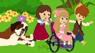 Heidi bedtime story for children | Heidi Girl of the Alps songs for Kids