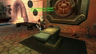 World of Warcraft The Spoiled Sample / Unsettled Power Legion Quest Guide