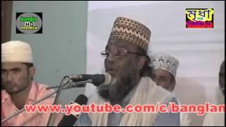 বাংলা ওয়াজ মাওলানা মোশারফ হোসেন হে লালী. Maulana Mosaruf Hossen Helali