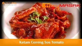 Ketam Goreng Sos Tomato   Try Masak   iCookAsia