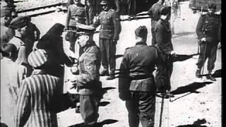 100 Jahre   Chronik   1942   Tatort Auschwitz