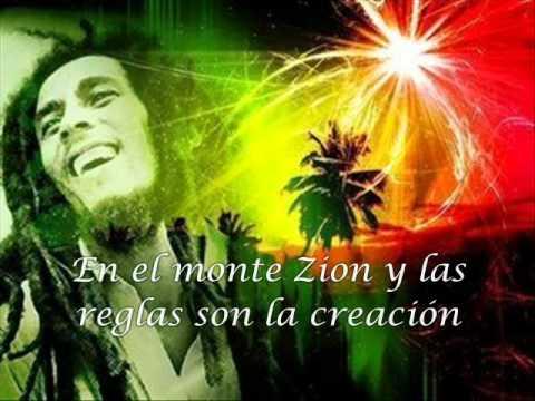 Jamming - Bob Marley- (subtitulada al español) .wmv