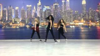 BLU CANTRELL - Hit Em'up Style (DJ MIKL Remix) - Choreography