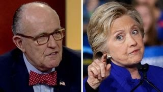 Giuliani: The FBI are not the Clintons