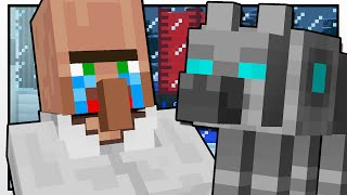Minecraft | GRIM GOES MISSING!! | Custom Mod Adventure