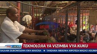 Azam TV - MAKALA YA SHAMBANI: Charles Kitwanga ajikita kwenye ufugaji wa aina yake Oysterbay, DSM