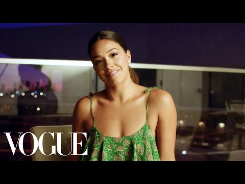 Xxx Mp4 73 Questions With Gina Rodriguez Vogue 3gp Sex
