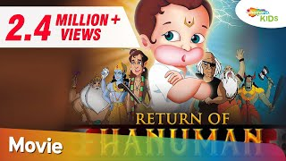 Return of Hanuman (English) - Full Movie - Hit Animated Movie - HD