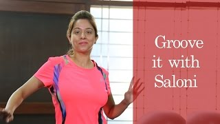 Dance Workout Salsa Style | Saloni