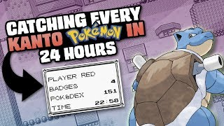 HOW EASILY CAN YOU CATCH EVERY POKEMON IN RED/BLUE/YELLOW? (PART 1)