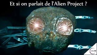 « Et si on parlait de l'Alien Project ? » avec Thierry Jamin & Alain Bonnet - NUREA TV